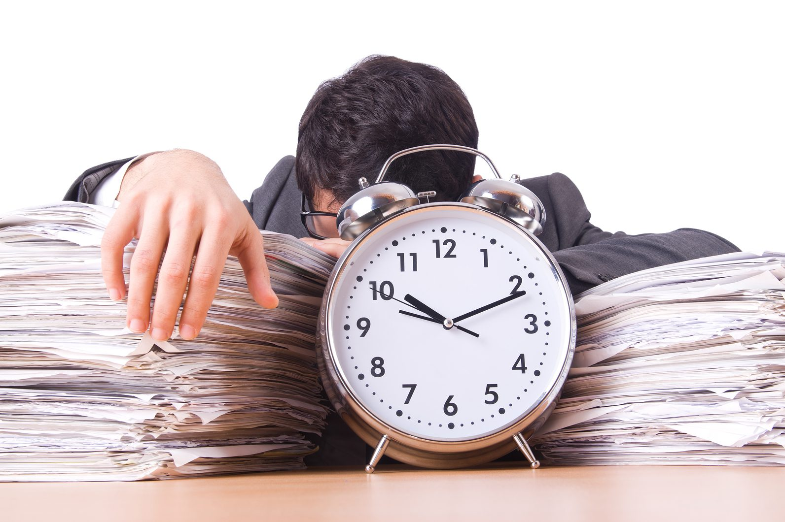 10 tips voor beter timemanagement<br><br>