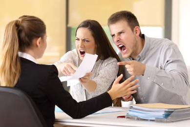 Omgaan met verbale agressie